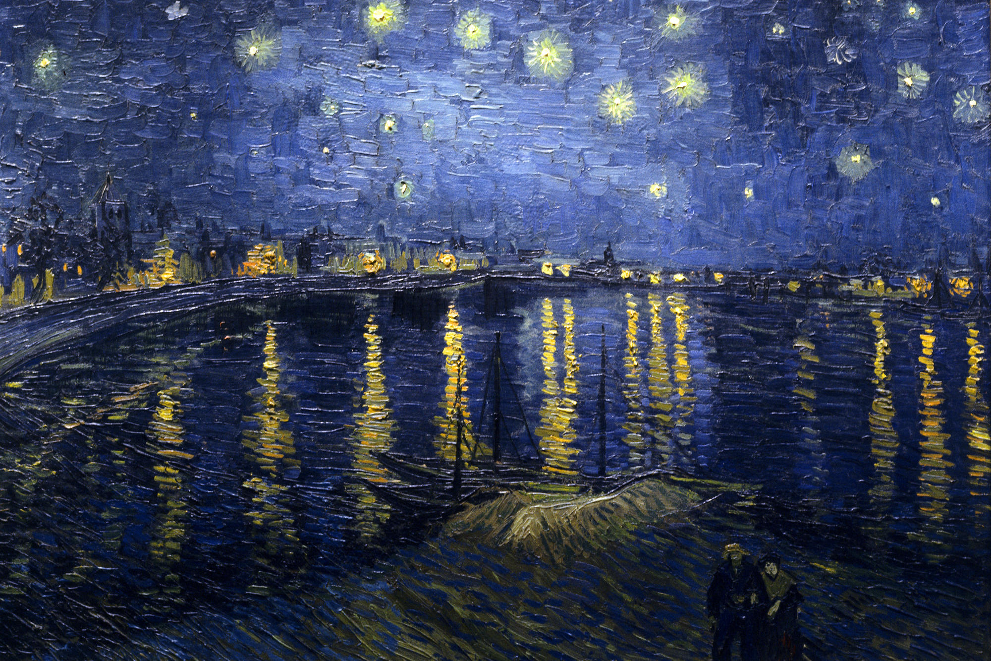 van gogh dark paintings - photo #4
