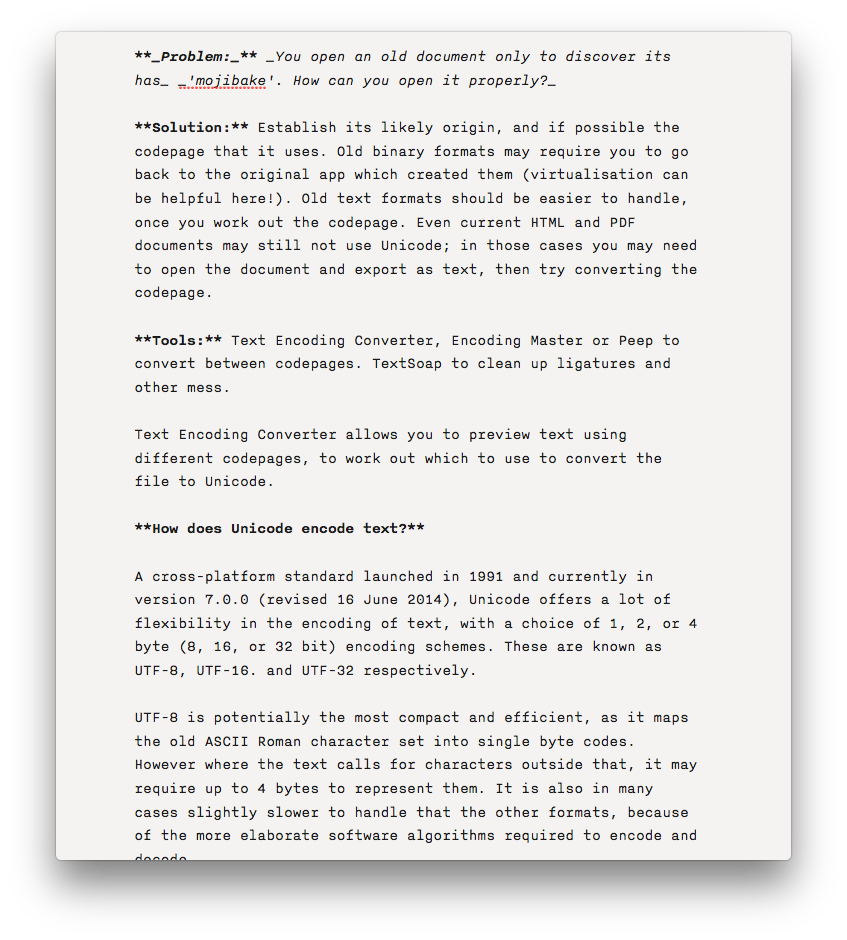 iAWriter, which runs beautifully on iOS too, uses Markdown.