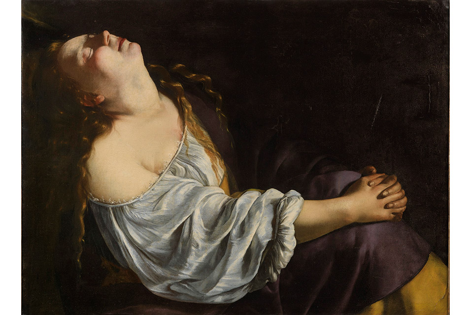 Favourite Paintings 14 Artemisia Gentileschi Allegory Of Painting