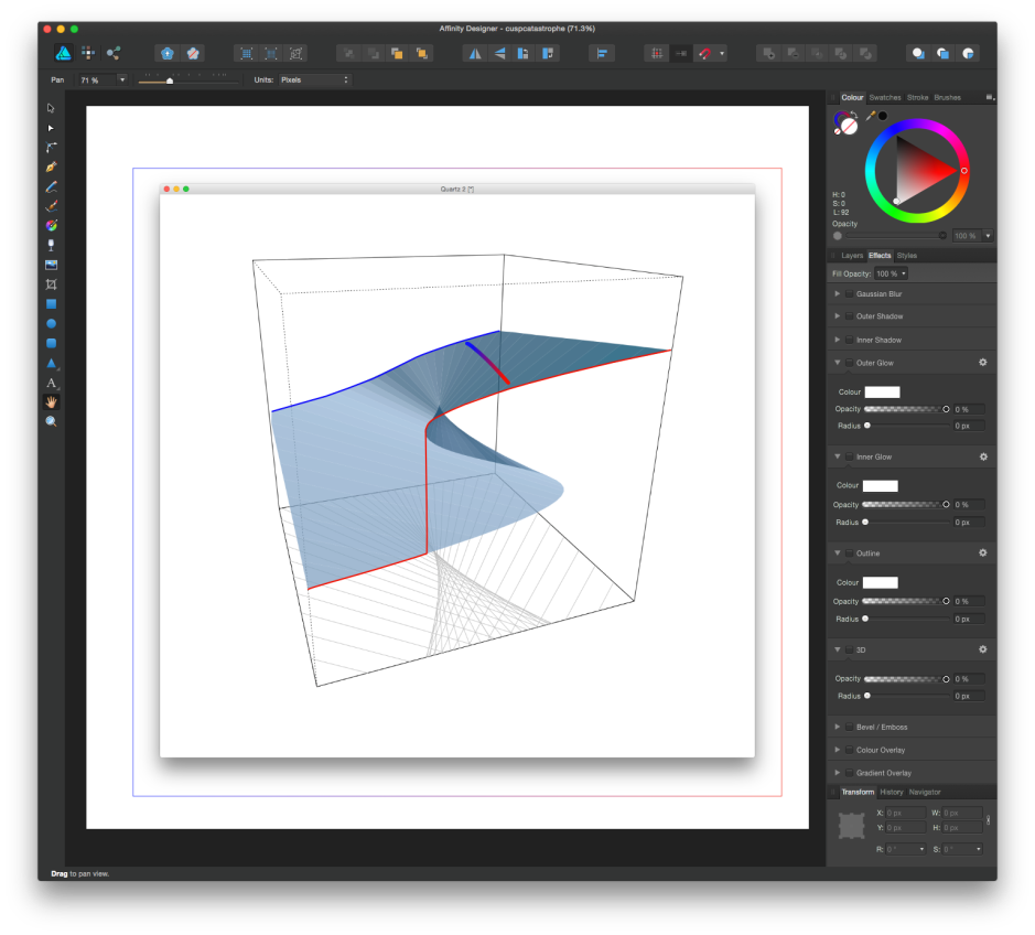 Affinity Designer is a good substitute for Adobe Illustrator, at a fraction of the cost.