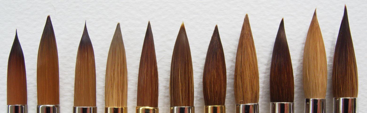 JAckson/'s Icon Sable Synthetic Mix Watercolour Brush Round No.10