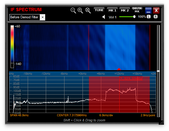 Getting started with an ELAD SDR: the FDM-S2 on a Mac – The
