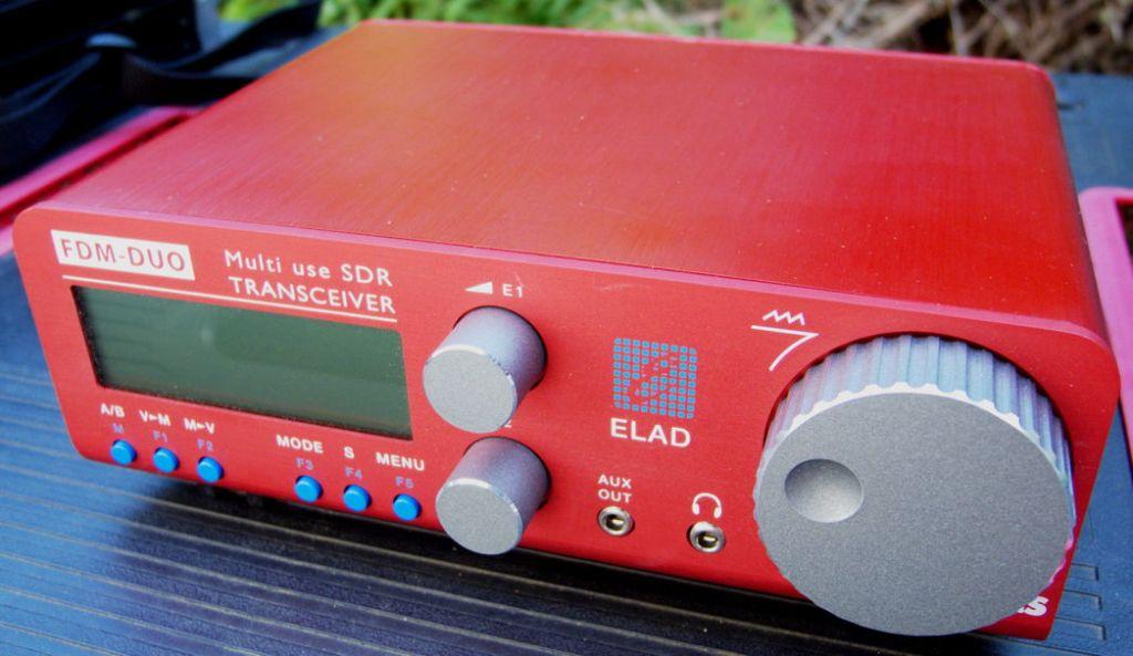 Having found ELAD s tiny FDM S software defined radio SDR receiver ...