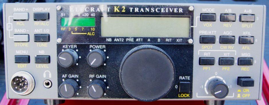 Elecraft K2.