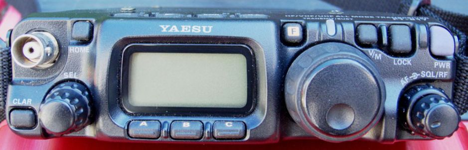 Yeasu FT-817.