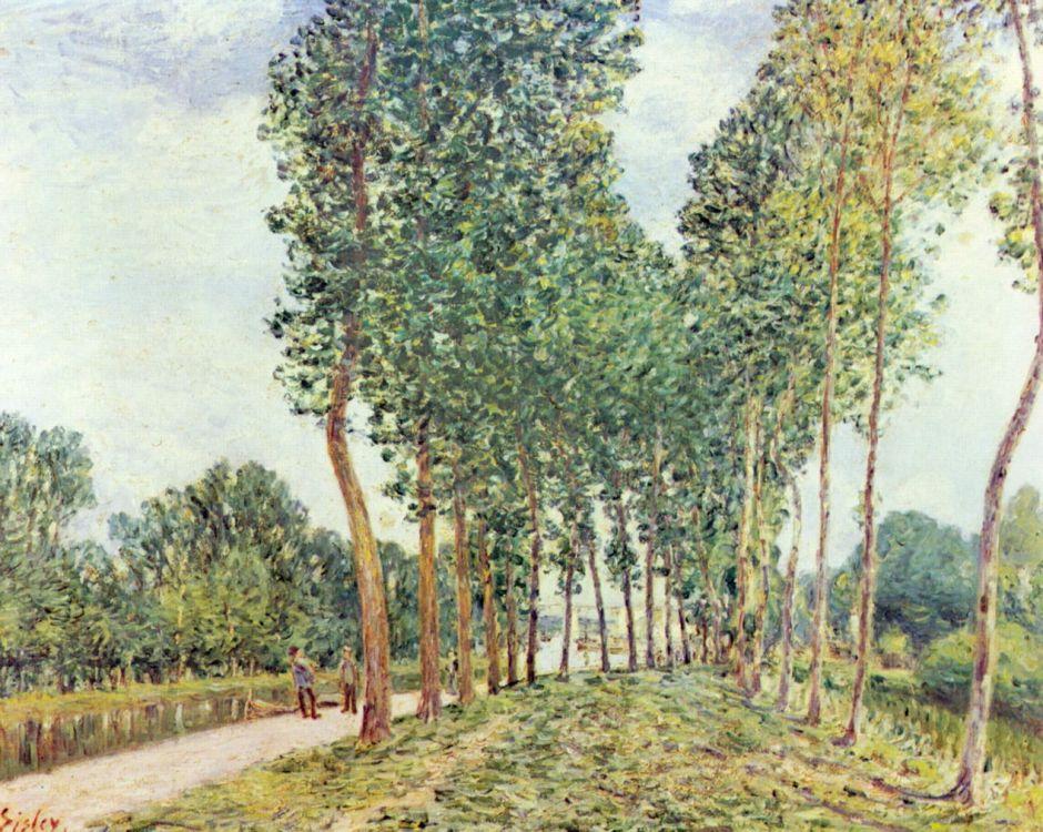 sisleybanksloingmoret1892