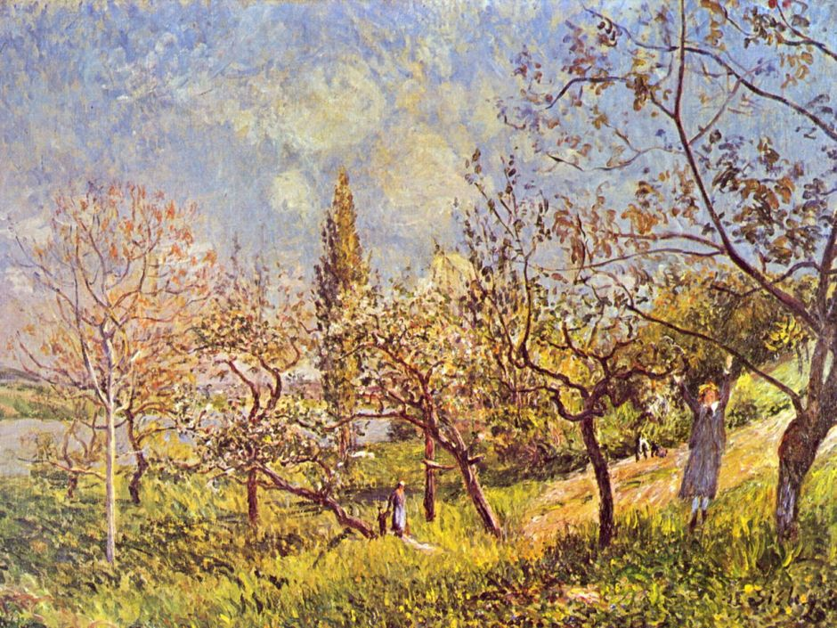 sisleyorchardspring1881