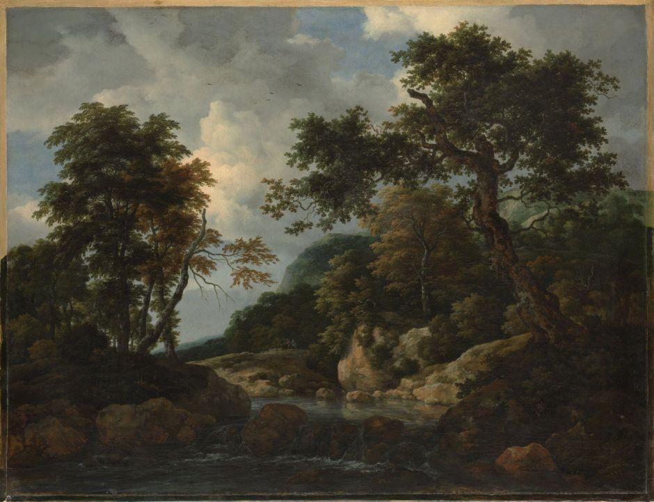 vanruisdaelforeststream
