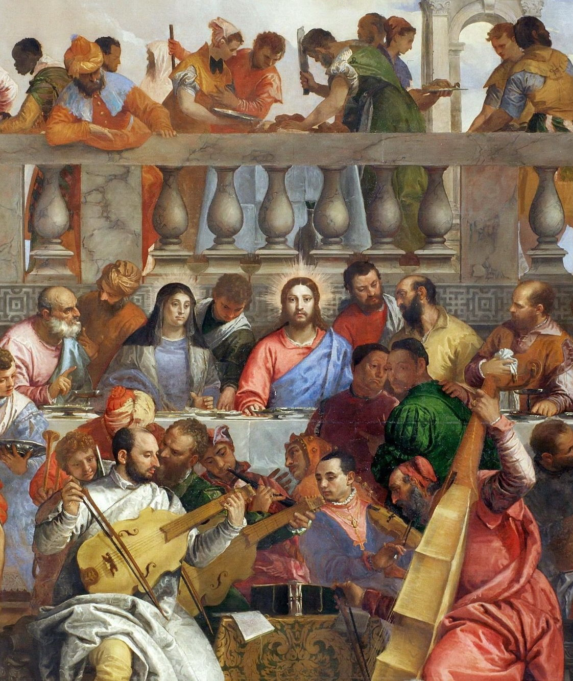 The Story in Paintings: A Feast of Veronese – The Eclectic ...