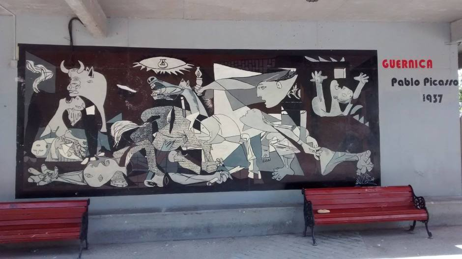 replicapicassoguernica
