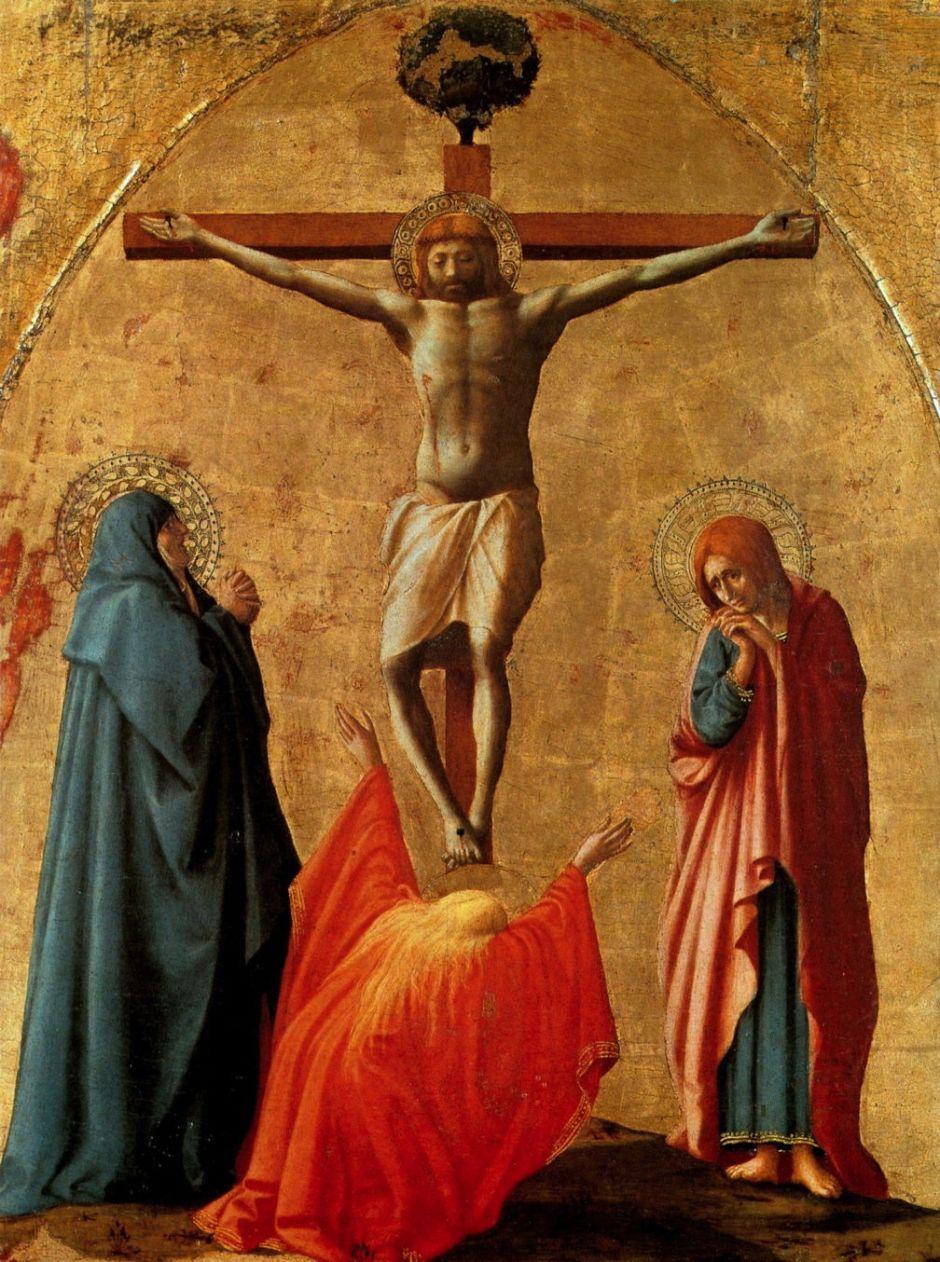 masacciocrucifixion