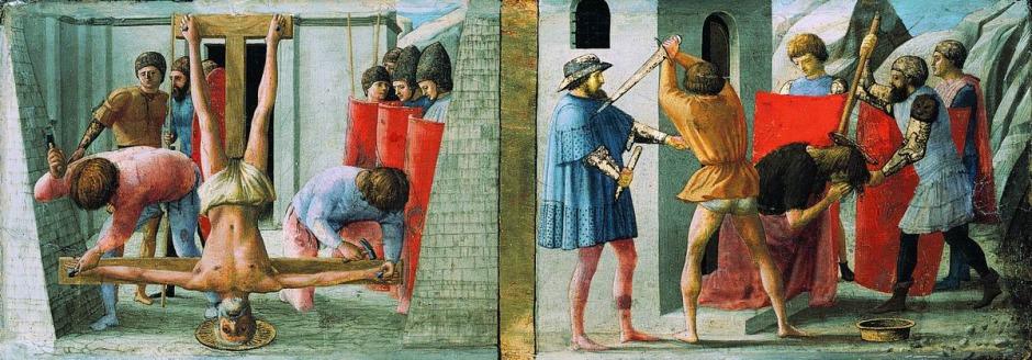 masacciomartyrdomsstpeterjohnbaptist