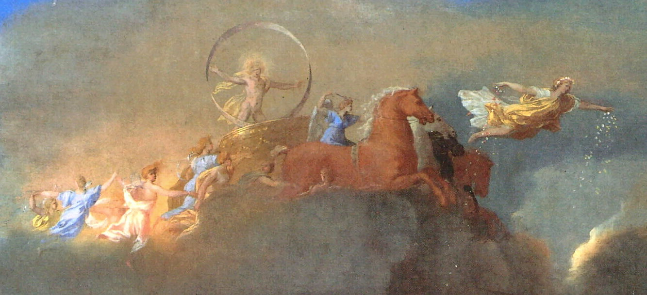 Re-Interpreting Icarus and Phaethon. – A Dude, Abiding   Icarus Paintings Involving