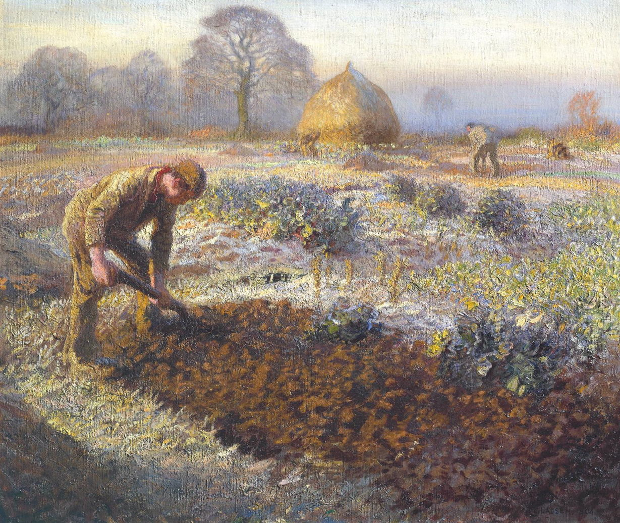 Naturalism In Art Into the light: George...
