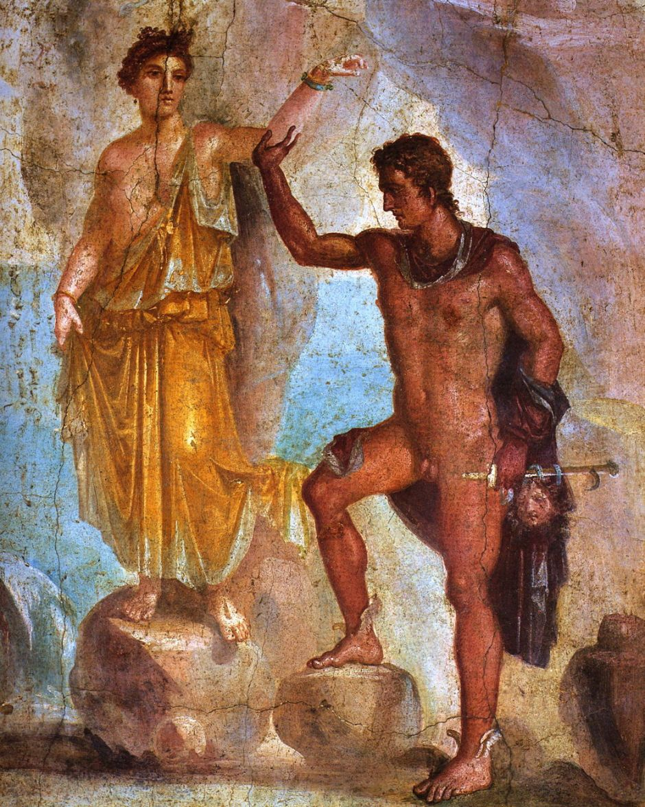 perseusandromedapompeii