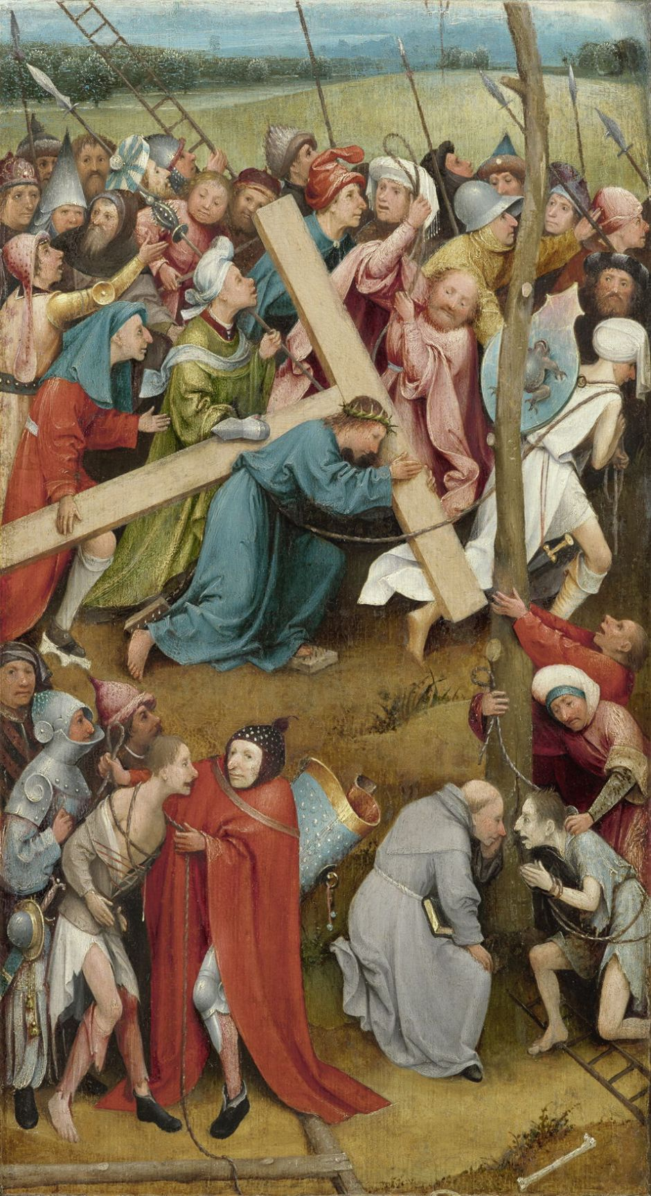 boschchristcarryingcross