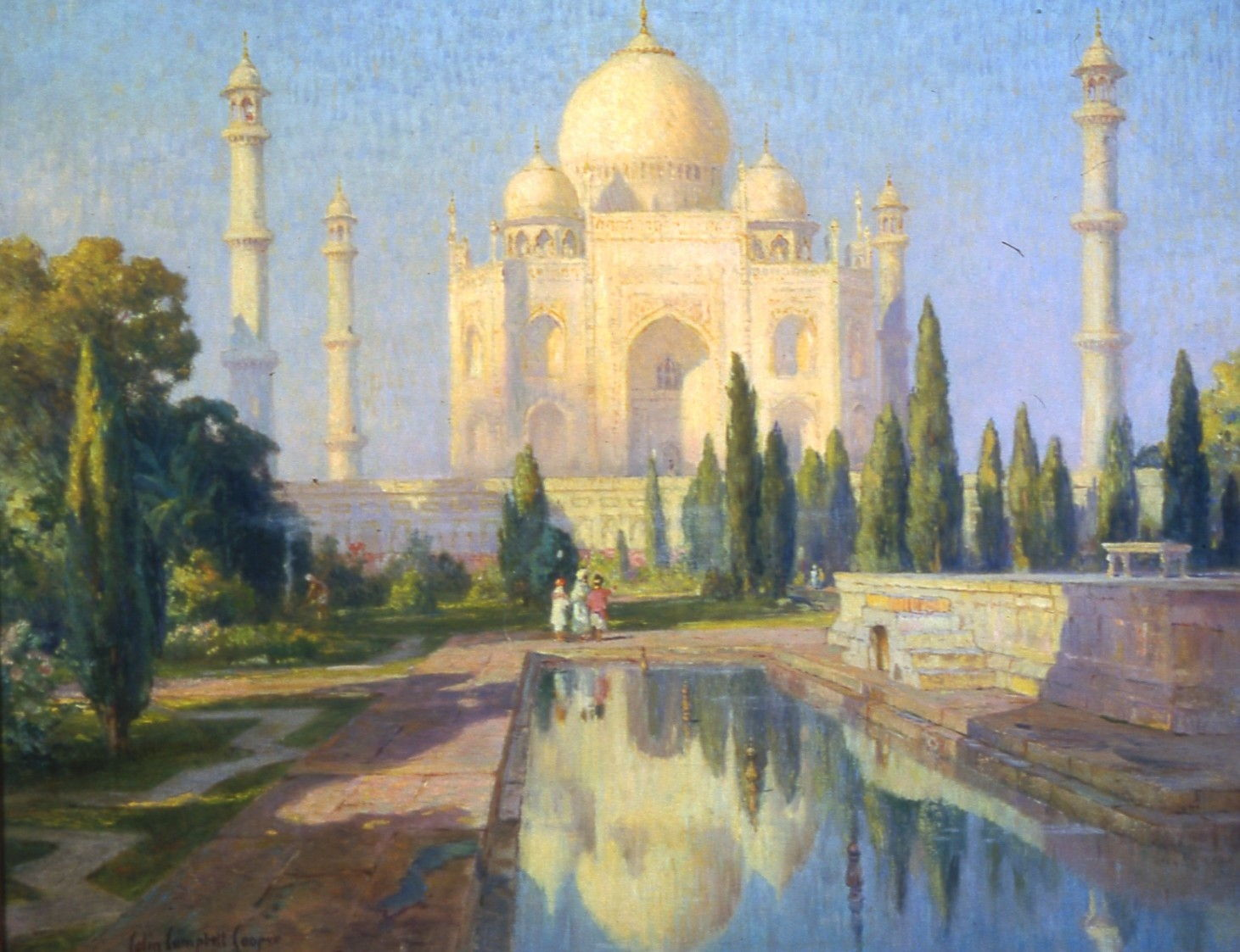 Into The Light Colin Campbell Cooper 2 The Colour Of