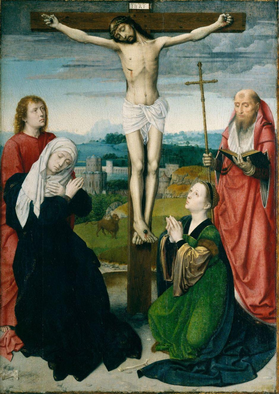 davidgcrucifixion