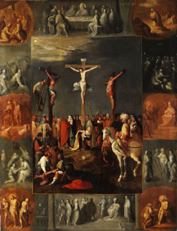 franckencrucifixion