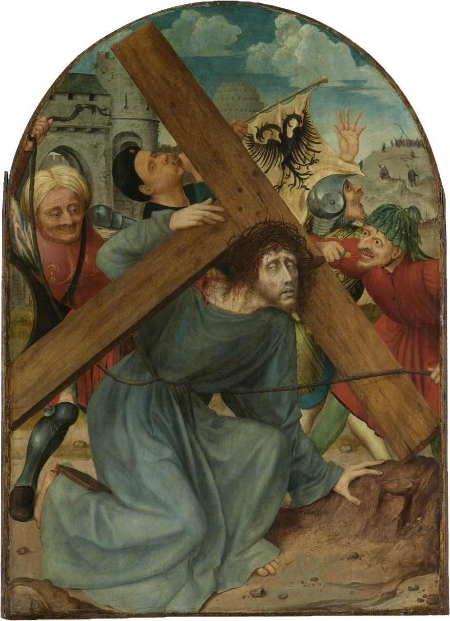 metsyschristcarryingcross