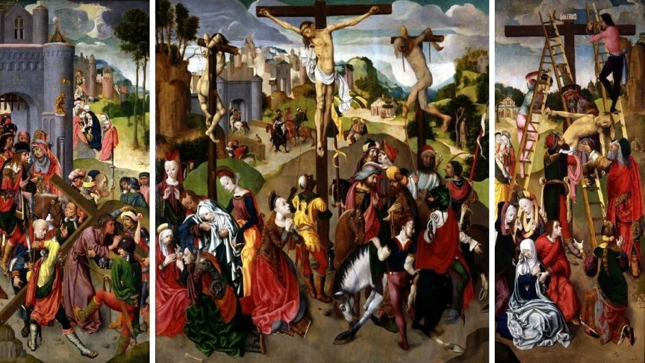 virgocrucifixion