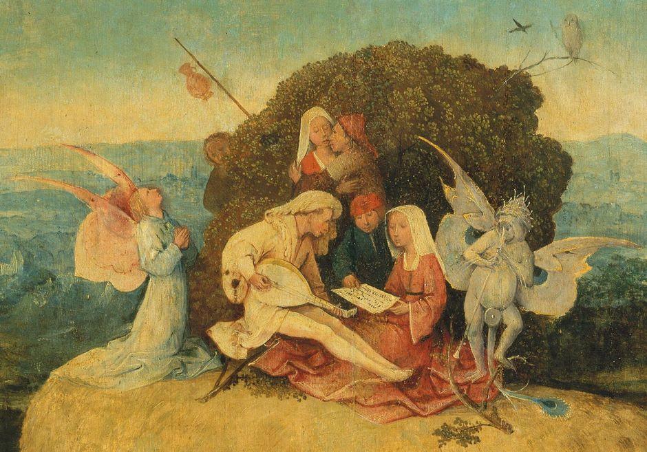 Hieronymus Bosch: The Haywain (Prado) - The Eclectic Light ...