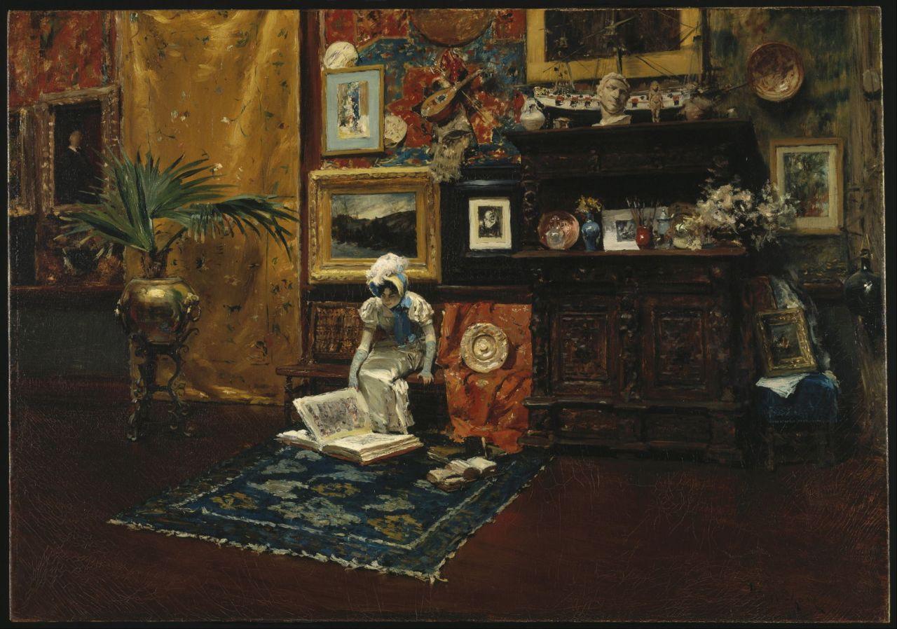 Magic Carpet: Carpets in paintings 2