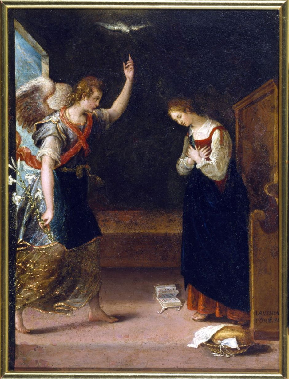 fontanaannunciation