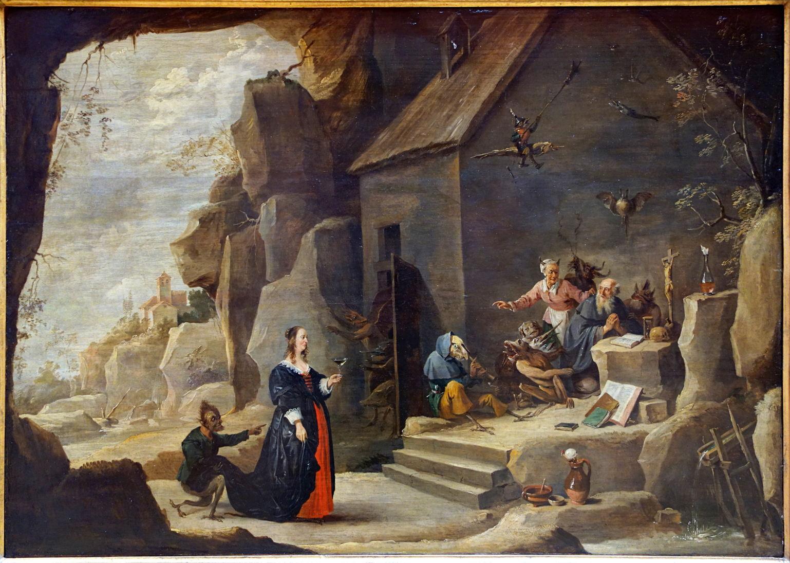 Картинки по запросу saint antoine le grand