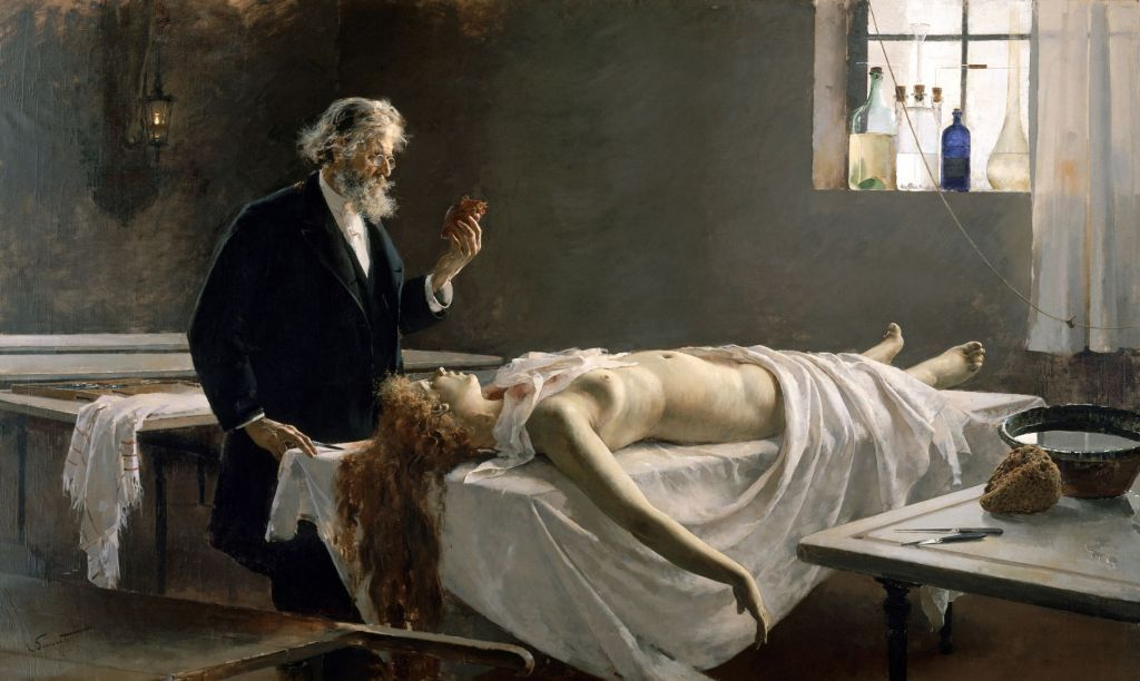 Into the Light: Enrique Simonet, Death and the countryside, up to ...