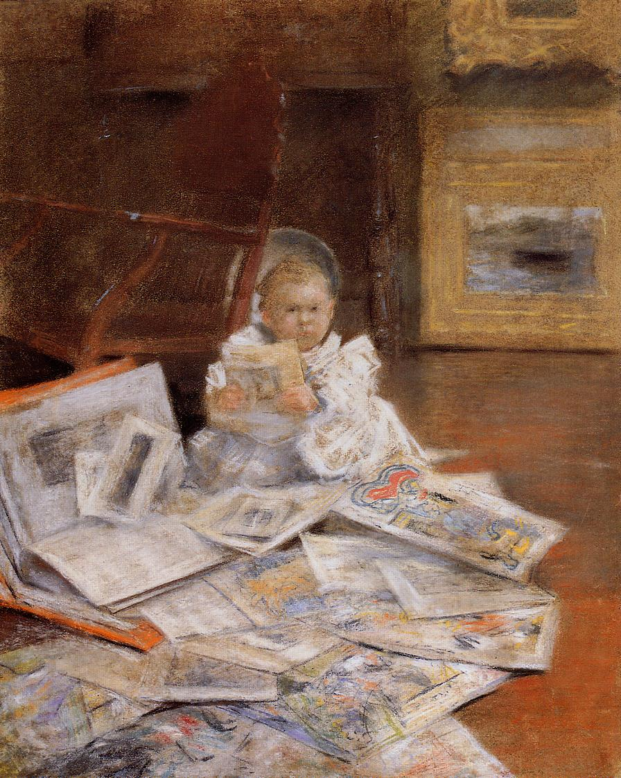 William Merritt Chase: a life in painting, 1 to 1883 – The ...