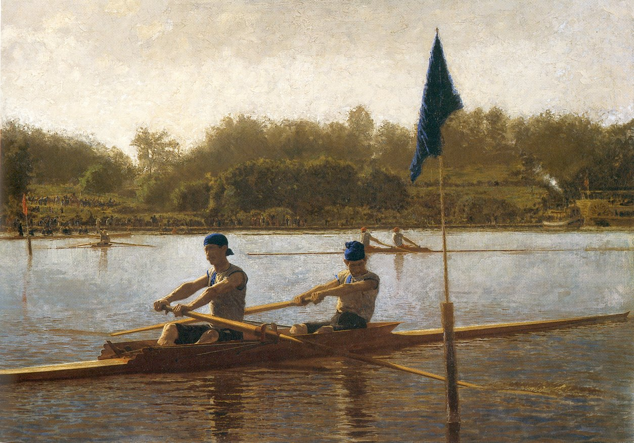 Skiffs, sculls, and rowing regattas – The Eclectic Light ...