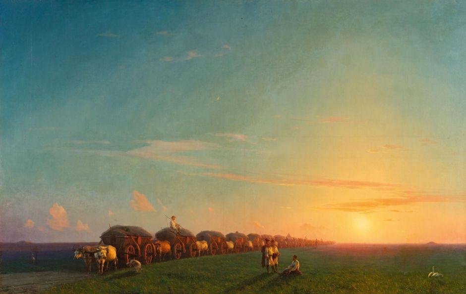 aivazovskylandscapesettlers