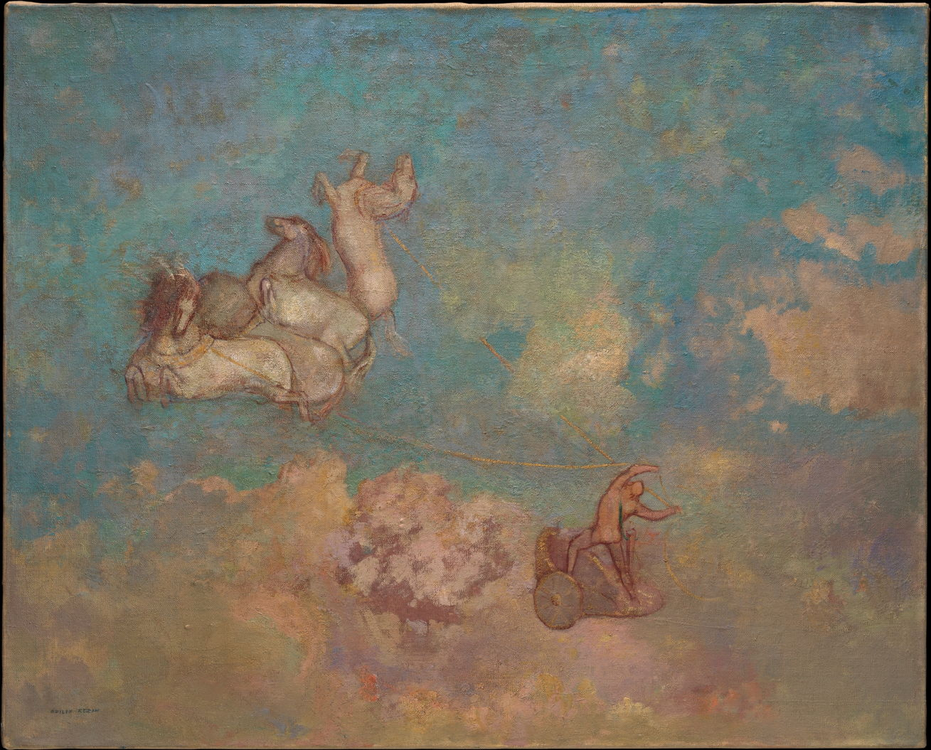 Into the Light: Odilon Redon\'s unique eye, 3 – 1905 on – The ...