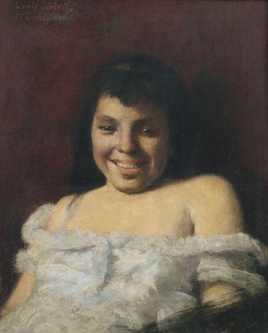 corinthlaughinggirl
