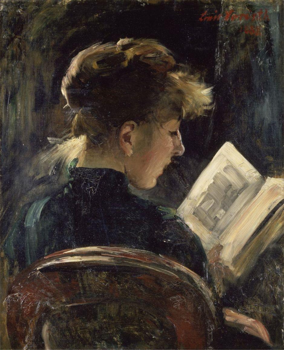 corinthwomanreading