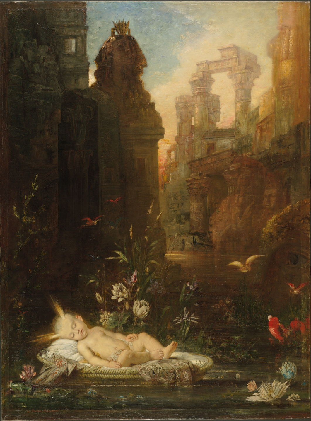 hesiod�s brush the paintings of gustave moreau 8 into