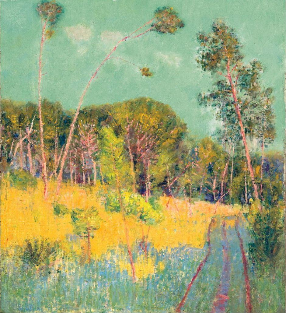 russellclearingforest
