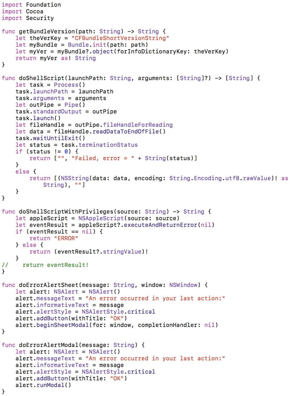 More fun scripting with Swift and Xcode: max factoring – The