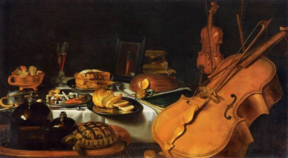 claeszstilllifemusicalinstruments