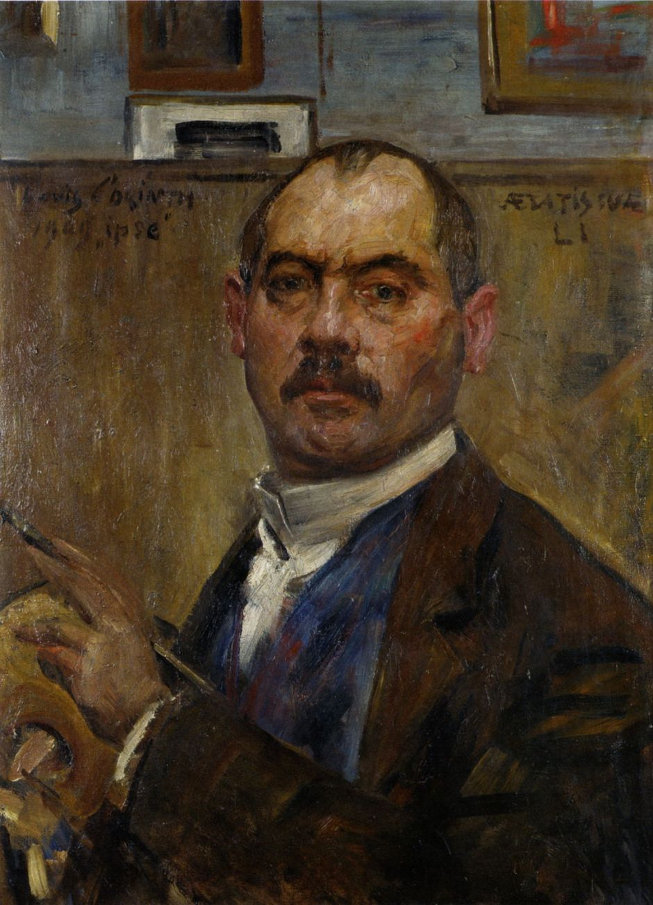 corinthselfportraitpainting1909