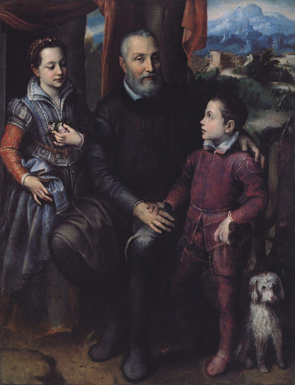 anguissolafamilyportrait