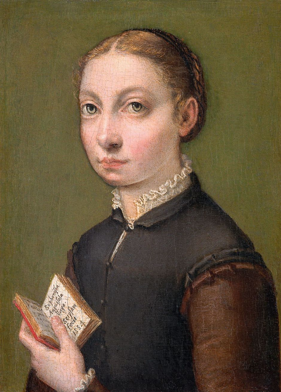 anguissolaselfportrait1554