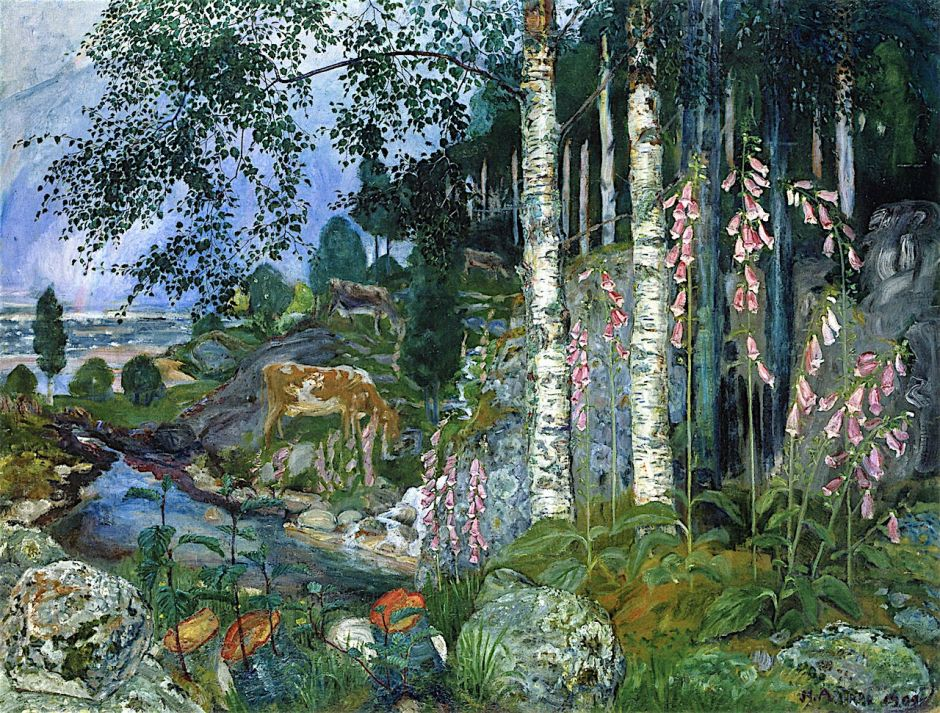 astrupfoxgloves1909