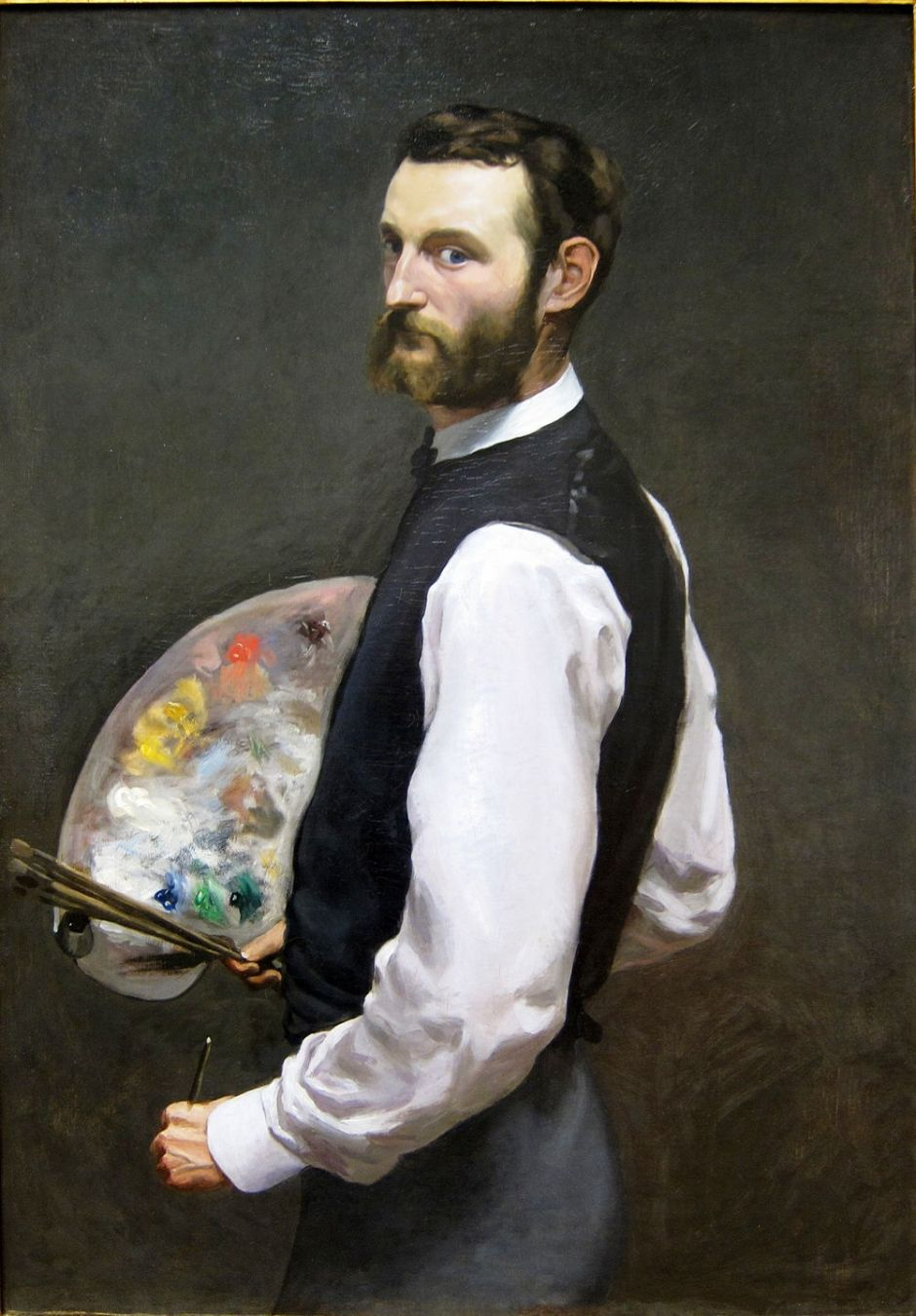 bazilleselfportrait