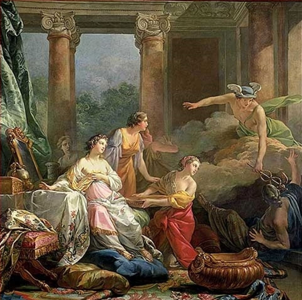 """transformation in the story of minerva and arachne in the book metamorphoses and in the painting of  Arachne: arachne, (greek: """"spider"""") in greek mythology, the daughter of idmon of colophon in lydia, a dyer in purple arachne was a weaver who acquired such skill in her art that she."""