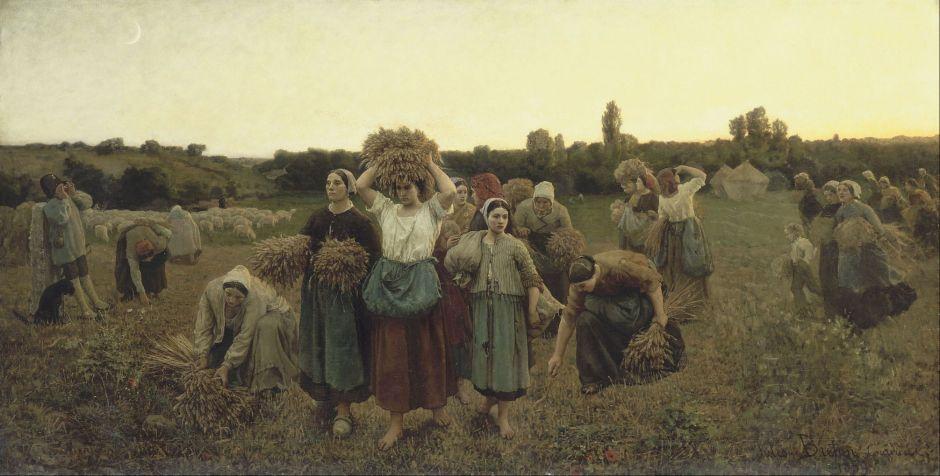 bretoncallingingleaners