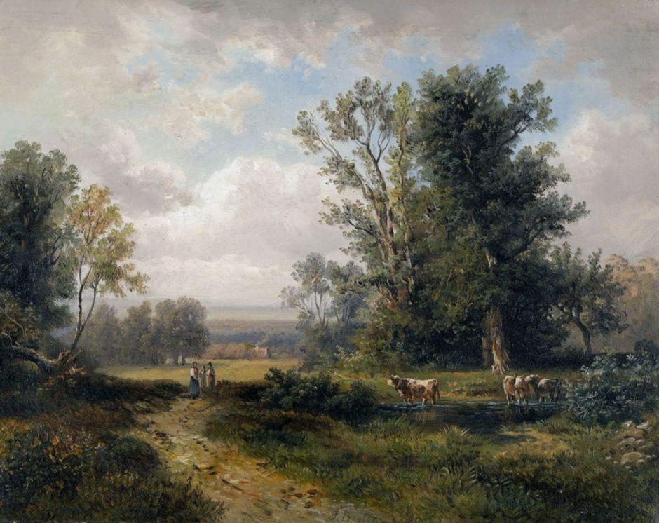 bretonsummerlandscape