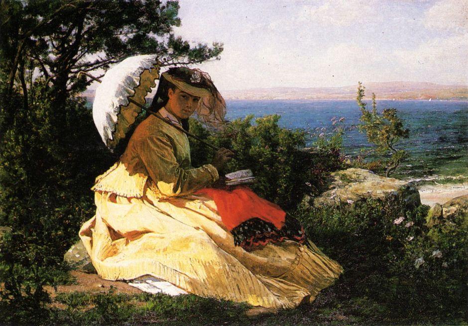 bretonwomanwithumbrella