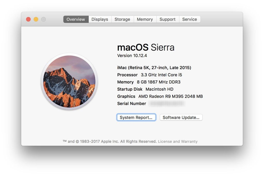 macOS Sierra 10 12 4 update now available, and El Cap and